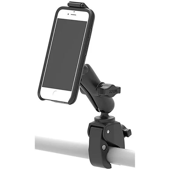 RAM® Mounts Tough-Claw Rail Mount for Otterbox uniVERSE iPhone Cases