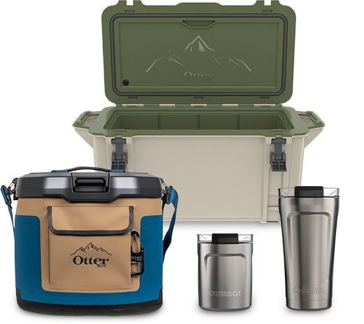 tumblers and coolers